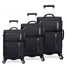 "TRAVEL TALE 20""24""28"" inch business carry on oxford suitcase set soft koffer travel luggage set rolling bag on wheels"