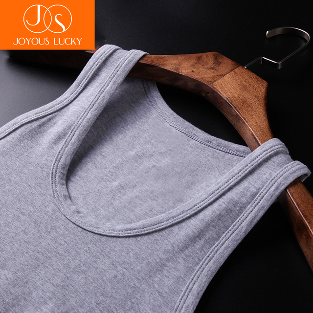 2Pcs/lot Undershirt Men Cotton Mens Sleeveless Muscle Vest UnderWear Cotton Undershirts O-Neck Sexy Clothing T-shirts Sale