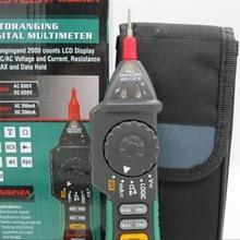 MASTECH MS8212A Pen type Digital Multimeter Multimetro DC AC Voltage Current Tester Diode Continuity Logic Non-contact Voltage