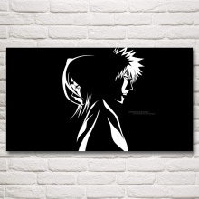 Bleach Art Silk Fabric Poster Print Home Decor Printing 11×20 20×36 24×43 30×54 Inches