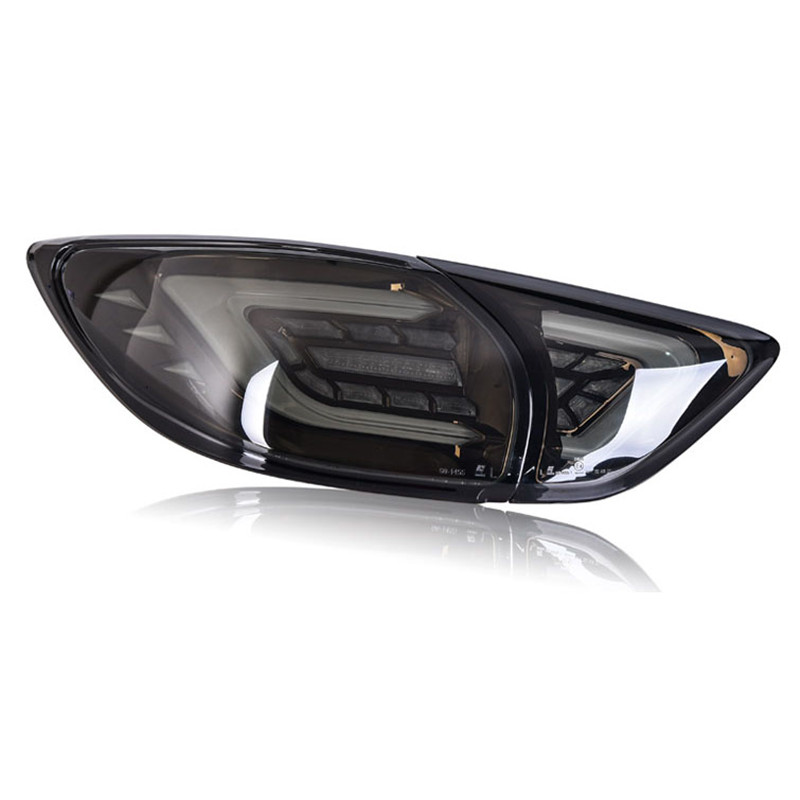 Ownsun High Quality LED DRLs+Brake Lights+Reversing Lights+Turn Singnal Car Rear Taillights Tail Lamps For Mazda CX 5