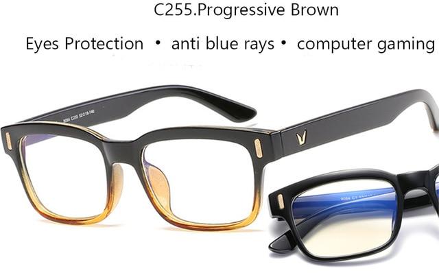 Black Brown-Clear