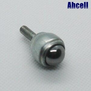 4pcs Mini M5 bolt 12mm steel m