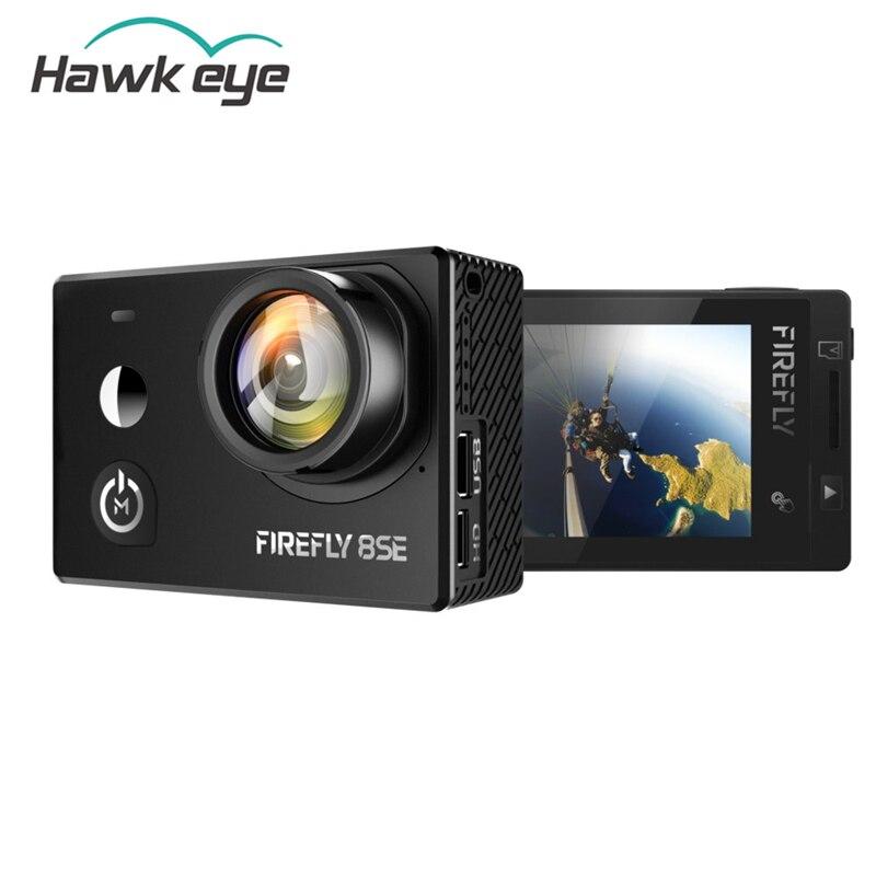 Соколиный глаз Firefly 8SE/8 S 4 к 90 градусов/170 градусов экран wi fi FPV системы Экшн камера, спортивные Cam запись для стрельба беспилотная часть