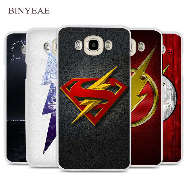 US $1 71 41% OFF|BINYEAE Bolt Symbols flash Cell Phone Case Cover for  Samsung Galaxy J1 J2 J3 J5 J7 C5 C7 C9 E5 E7 2016 2017 Prime-in  Half-wrapped
