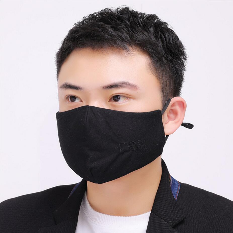 NEW Boys Girls Autumn Spring Breathable Mouth Mask Anti-dust Cotton Masks Mouth-muffle Male Mask Flu Face Masks For Men