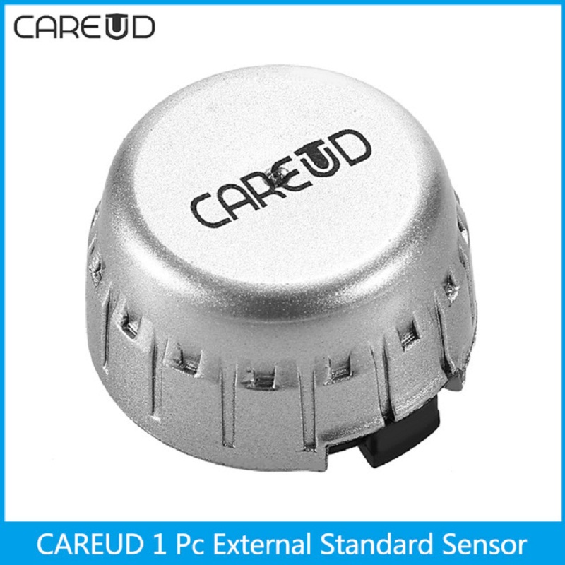 1Pc CAREUD External Sensor with Changeable Battery Replaceable Only for CAREUD TPMS Tire Pressure Monitor with 0-8bar Sensor