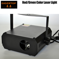TIPTOP TP E36 Professional Club DJ Disco Projector Stage Laser Light Party Green Red Voice Control 20W Shaking Glass Laser Beam