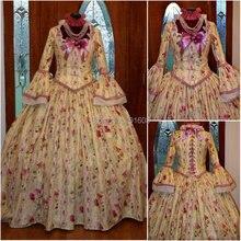 Victorian Corset Gothic/Civil War Southern Belle Ball Gown Dress Halloween dresses US 4-16 R-435