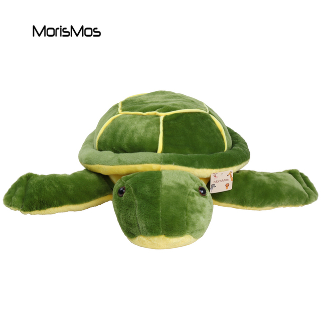 Morismos Giant Sea Turtle Stuffed Animal Gaint Plush Tortoise Toys