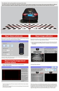 Image 5 - ATOTO AC SC3601 Đơn Camera Vòm Quan Điểm Chiếu Hậu Đậu Xe Hệ Thống Toàn Cảnh Hình Khâu Chim Mắt Nhìn môi Trường Xung Quanh