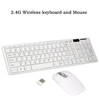 2.4G Wireless Russian Keyboard and Mouse Arabic Thai Hebrew Language for iMC Gaming Computer PC Tablet For Android ios Windows