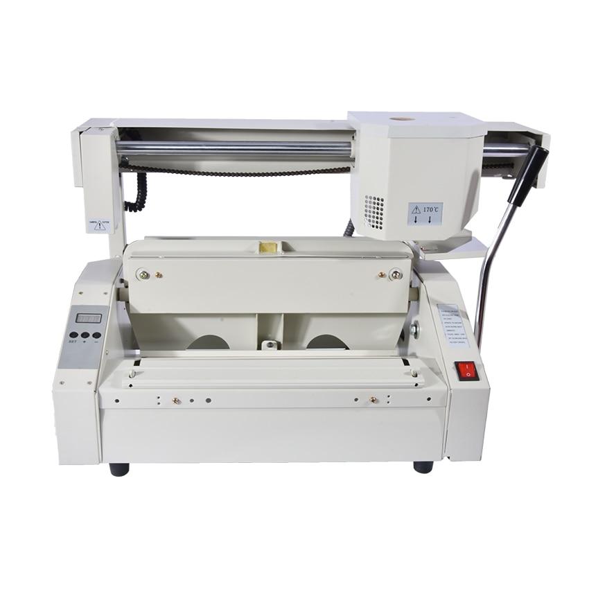 1pc Glue Book Binding Machine , Glue Book Binder Machine