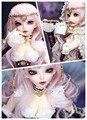 Sale doll 1/4 bjd doll sd doll MiniFee Chloe Doll free high heel feet