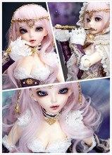 Vente poupée 1/4 bjd poupée sd poupée MiniFee Chloe Poupée livraison à talons hauts pieds