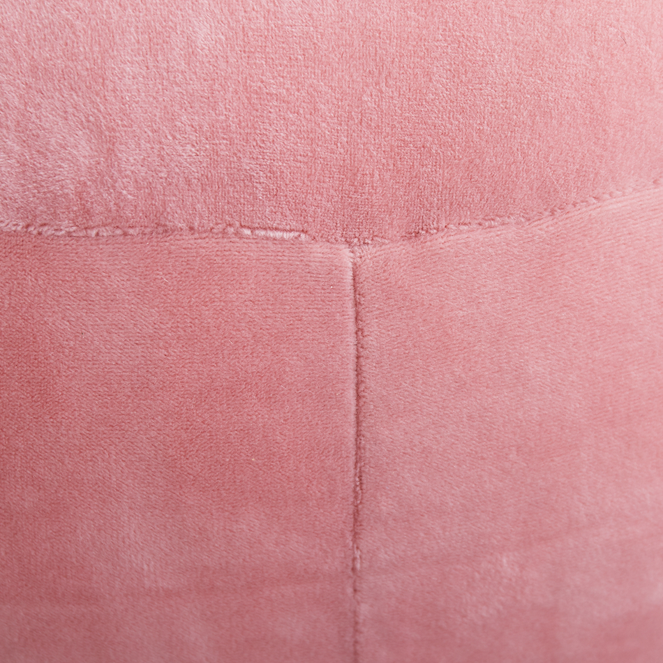 Solid Color Foam Seat Cushion Fashion Beanbag Living Room Cushions Modern Decoration Lazy Sofa Polyester Round Seat Cushion