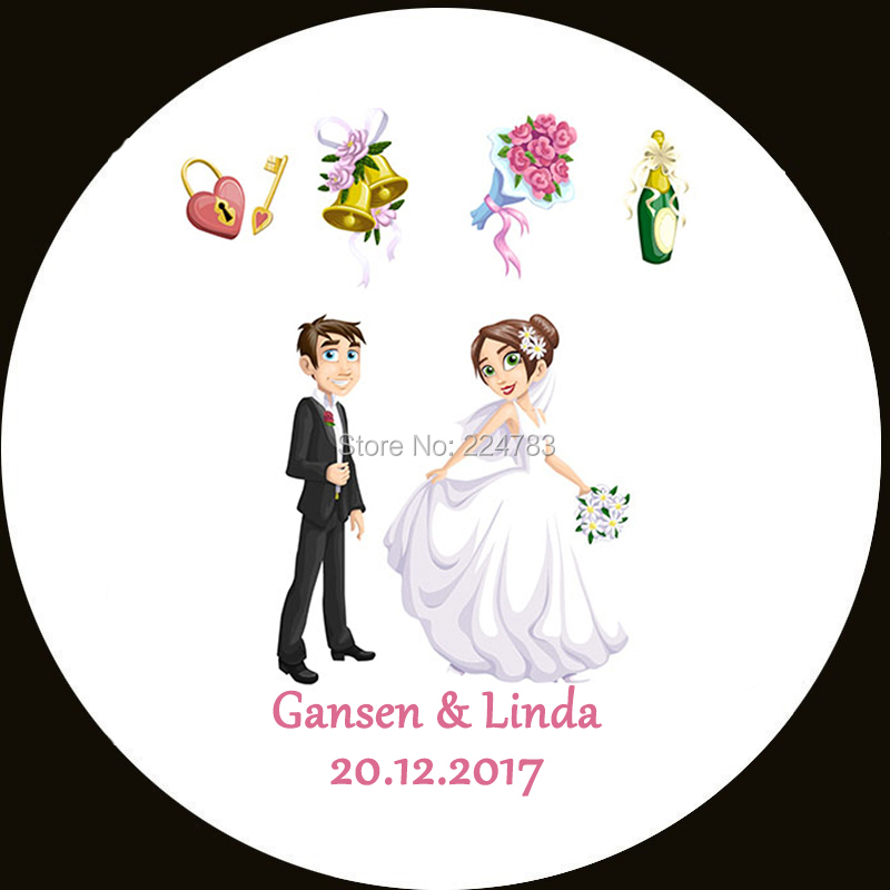 Compare Prices on Wedding Stickers Personalized Online Shopping