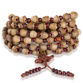 New arrival Fashion Luxury bodhi seed bracelet Handmade 108 Buddha Beads Bracelets Natural flavors Bodhi small Admiralty