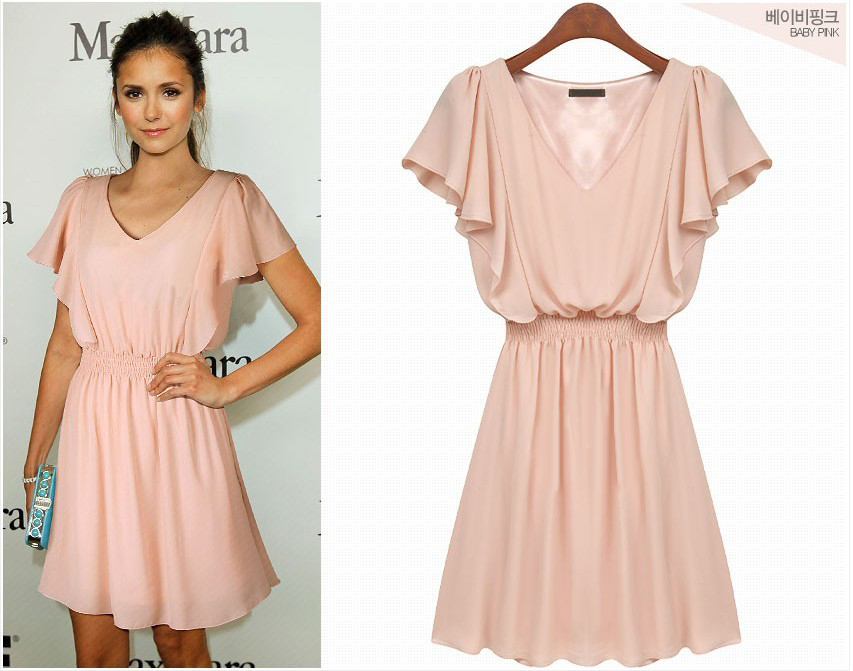 Popular Party Pink Dress-Buy Cheap Party Pink Dress lots from ...