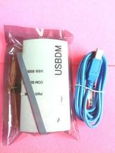 פריסקייל BDM USBDM 8/16/32 קצת 3 ב 1 אמולטור K60 MC9S08 HCS08 MC9S12 HCS12 (X) downloader מהדר