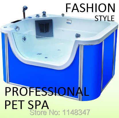 BIG SIZE 140 Enviroment Acrylic Pets Massage Bathtub Dog/cat SPA Bathtub  Swimming Pool