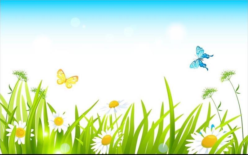 Us 15 87 49 Off 3d Kids Baby Room Wallpaper Custom Photo Mural Spring Butterfly Painting Non Woven Wall Sticker Bedroom 3d Wall Mural Wallpaper In