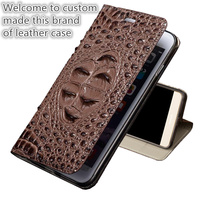 YM14 Genuine Leather Magnetic Flip Phone Cover For LG G5 Phone Case For LG G5 Leather cover