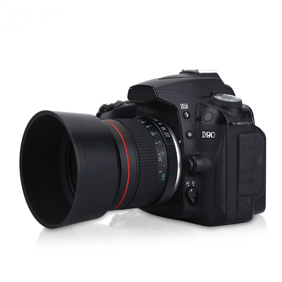 85mm Prime Porträt Linsen Manuelle F1.8 Blende Kamera objektiv für ...