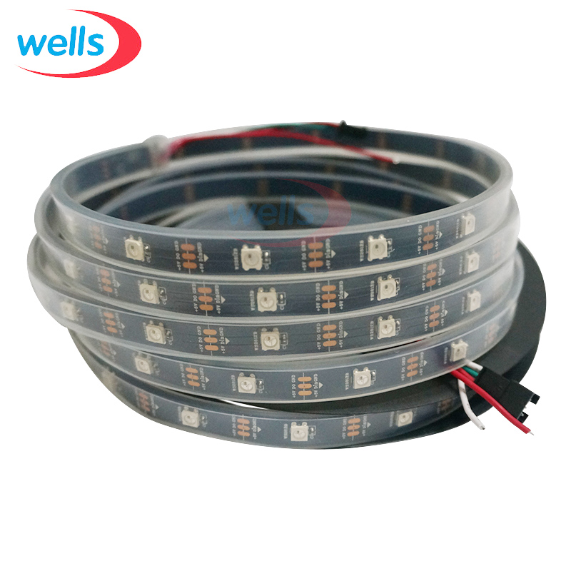 10X 5M 16.4ft RGB SMD 5050 150LEDs Flexible LED Strip Light Lamp IP65 Waterproof