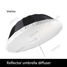 16 угол светоотражающий Зонт мягкий светильник глубокий черный зонтик ткань большой рассеиватель Крышка для рассеиватель-зонт NO00DG T03 X