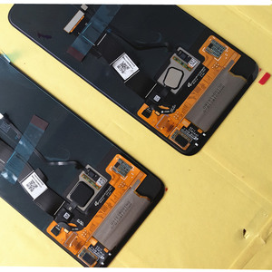 Image 5 - AMOLED pour Xiaomi Mi8 PRO Mi 8 Explorer écran LCD dempreintes digitales à lécran + remplacement de lassemblage du numériseur à écran tactile