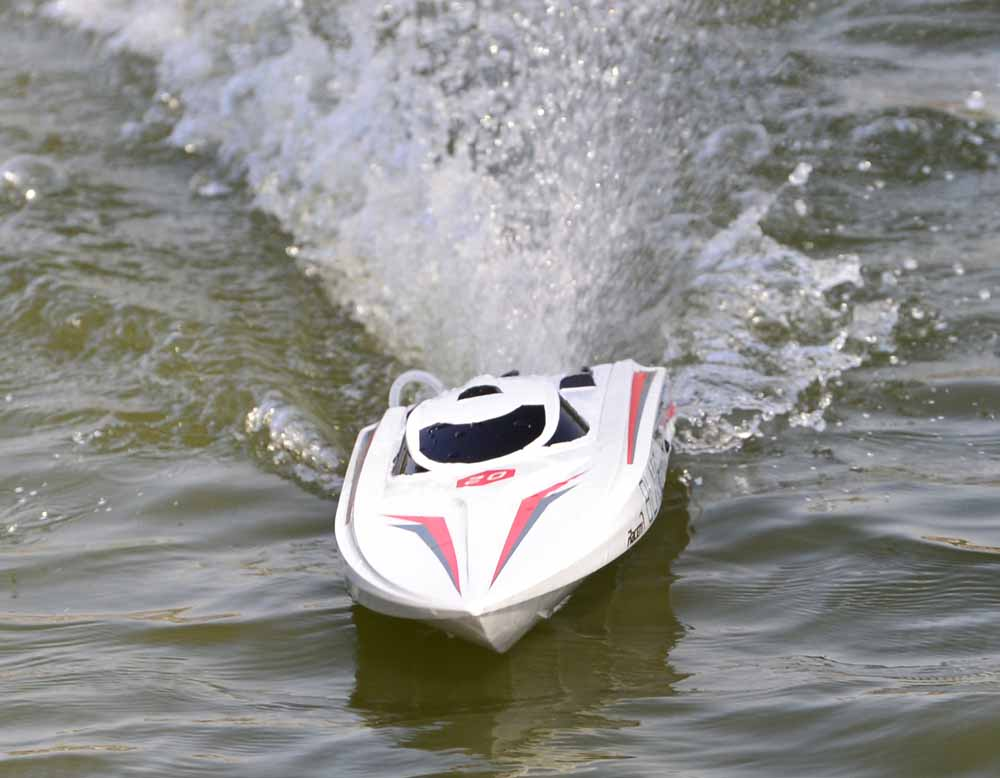 Volantex 792-2-2.4 G RC Speedboat RC High Speed Boat Model RTF/RTG цена