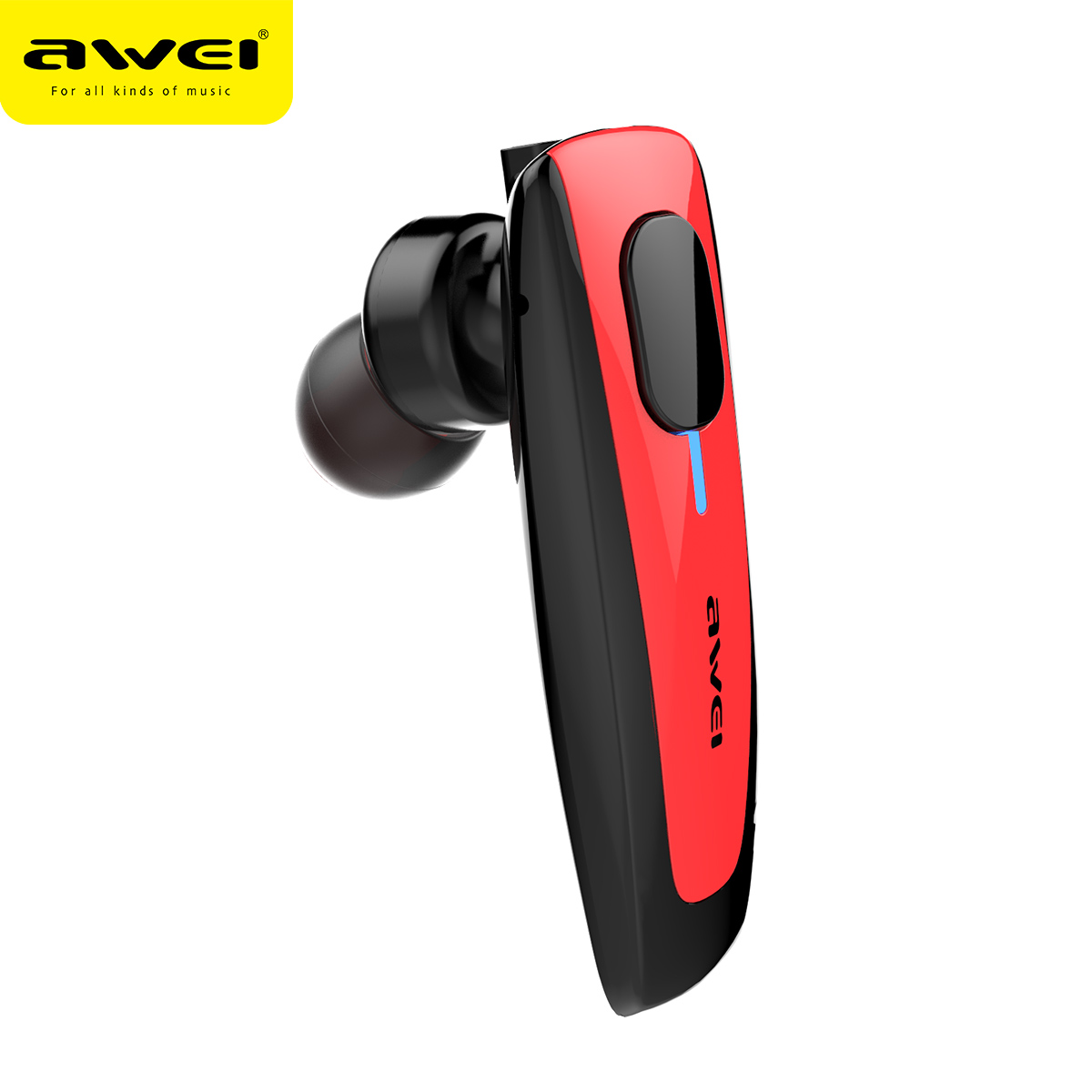AWEI N3 Bluetooth Headphones Wireless Earphone Cordless Headset for phone Hands Free Auriculares Kulakl k Fone de ouvido awei a920bls bluetooth headphone fone de ouvido wireless earphone sports headset hands free casque with mic audifonos cordless