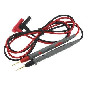 Image 2 - 1 paio Sharp 10A Amperometro di Prova Cavo Multimetro Multi Meter Voltmetro Piombo Sonda Wire Pen C Linea di Matita con Morsetti A Coccodrillo clip