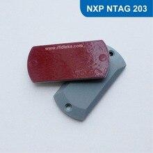 IT04 Rfid-маркеров Тег, RFID NFC Тег для Мобильных Телефонов Промышленных Rfid ISO 14443A, 13.56 МГЦ NTAG 203 Чип