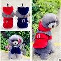 Spring Autumn Fashion Pet Coat Cute Woolen Warm Clothes Dog Hoodies Dog's Coat Jacket S to XXL