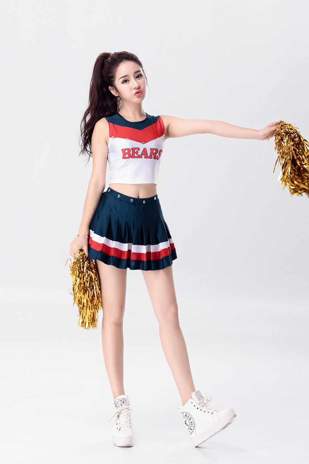 Online Buy Wholesale college cheerleader costume from ...