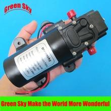 5L/Min. 60W 24V DC return valve type car wash high pressure water pump