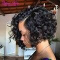 Mink Brazilian Virgin Hair Curly Weave Human Hair 3 Bundles Cheap Loose Curly Wet And Wavy Virgin Brazilian Hair Weave Bundles