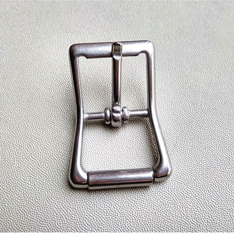 rongweiwang Alloy Pin Buckle Herren Leder Roller G/ürtelschnalle G/ürtel Ersatzmessing Roller-G/ürtelschnalle