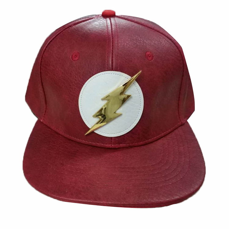 2019 The Flash Moive Character Casual Hip-hop Hat Hats & Caps