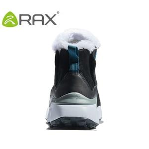 Image 4 - Cuculus bottes de neige chaudes pour hommes, chaussures de travail à la mode en caoutchouc, hiver 2020 39 46, modèle chaussures pour hommes