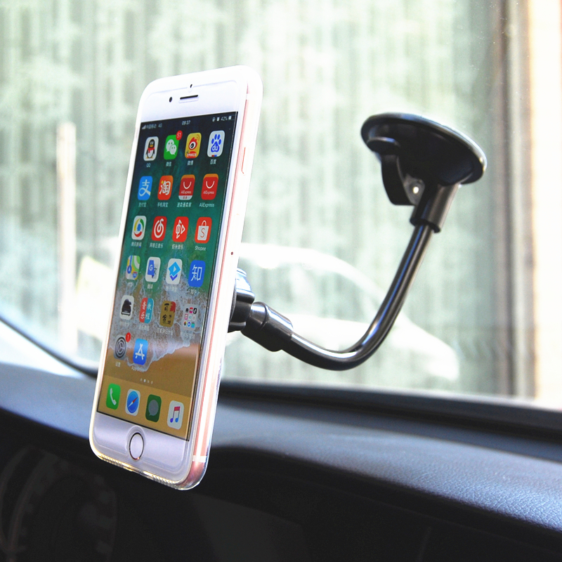 Magnetic Car Holder Magnet Car Phone Holder 360 Rotatable Magnetic Car Phone Holder Stand Mount Display Universal GPS Support
