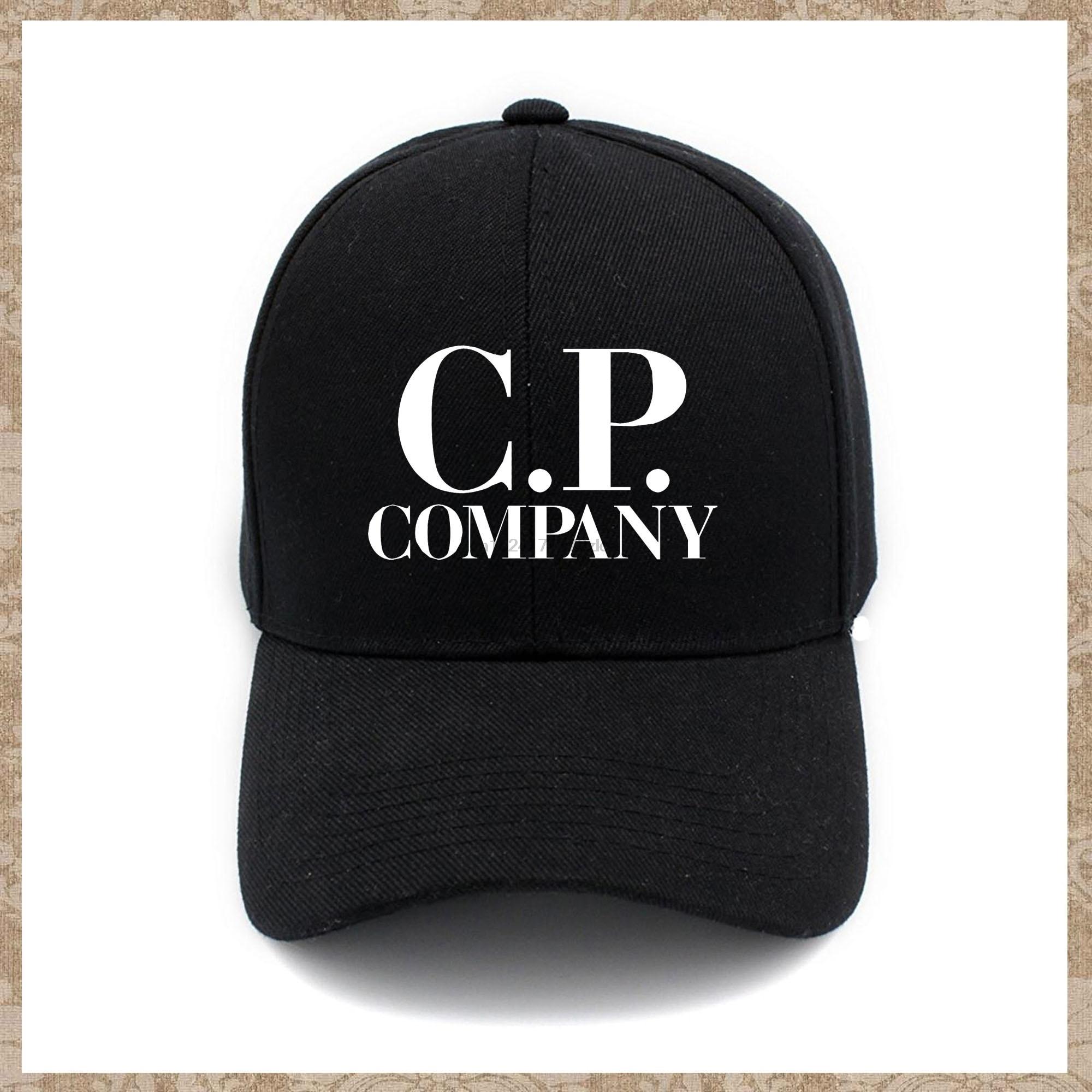 0fef2c6c C.P. Company Print Caps Adjustable Baseball Caps Cotton Hats Snapback Hats  Unisex Hats Sports Hats Outdoors Caps