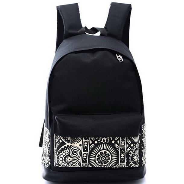 Черные рюкзаки для подростков рюкзак мечта 4 ро классника