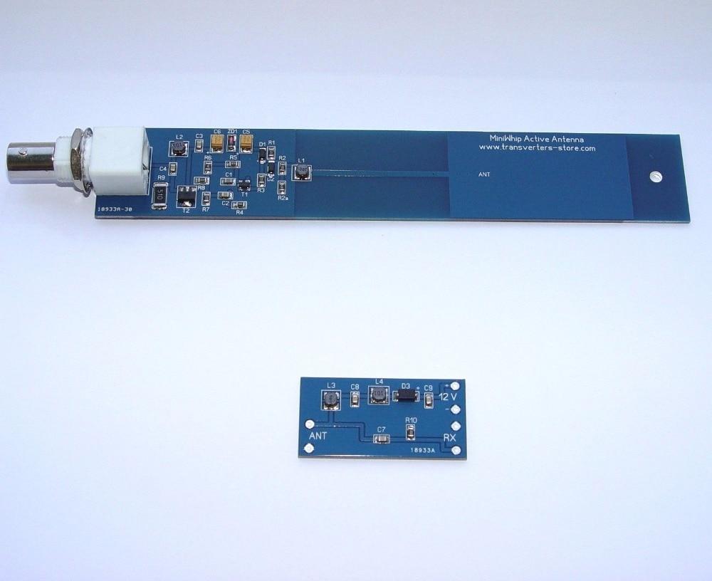 US $19 56 MiniWhip Active Antenna HF LF VLF mini whip