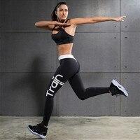 2017 여성 코튼 발레리나 Yuga Sportings Leggins 피트니스 높은 허리 발레 댄스 운동 붕대 자른 레깅스 스포