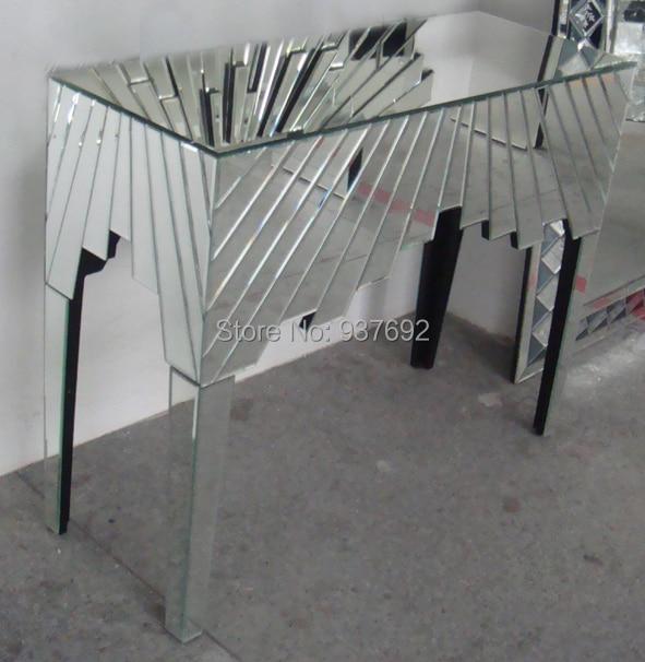 Us 420 0 Aw1281 Mirrored Cabinet Living Room Chest Bathroom Console Table With Silver Mirror Di Kabinet Ruang Tamu Dari Furniture Aliexpress Com