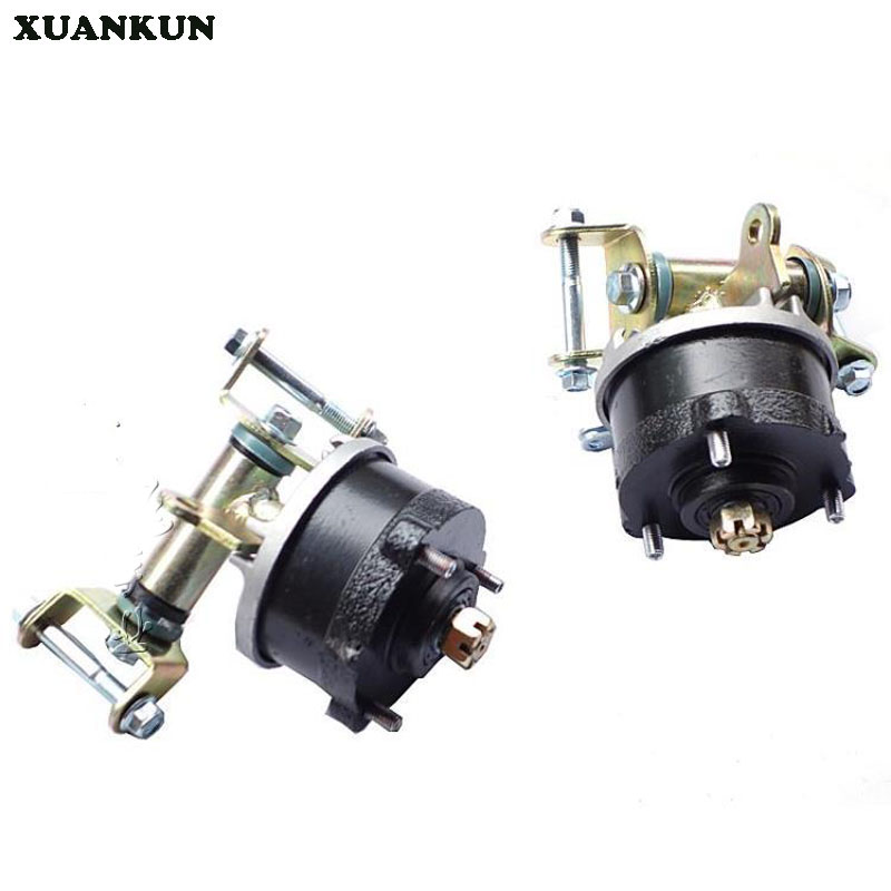 где купить XUANKUN Beach Car Accessories Modified Drum Brake Assembly Drum Brake Horn Flange 3 Holes по лучшей цене