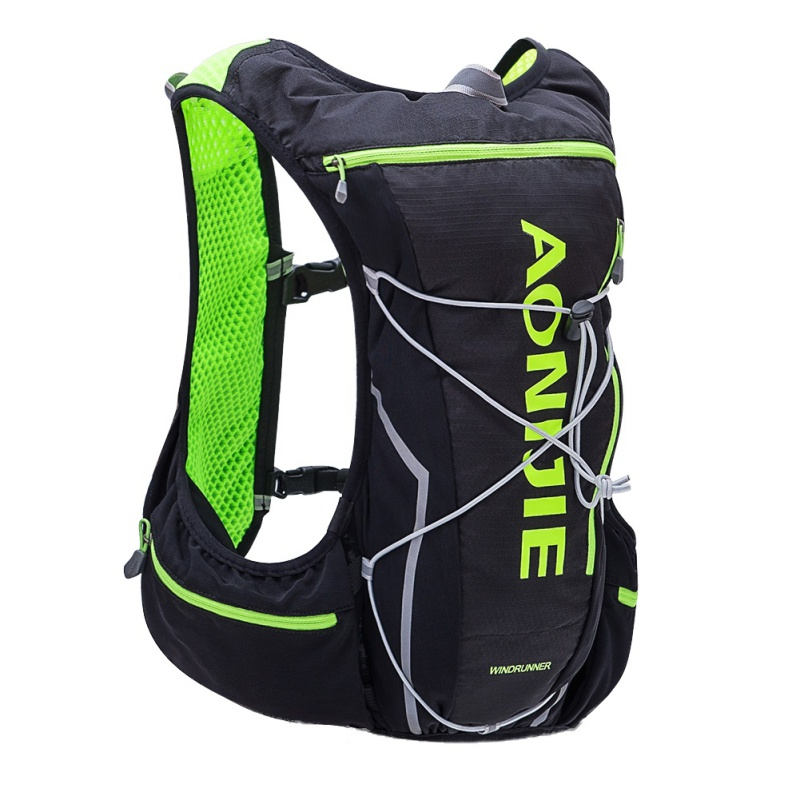Cross-Country Running Bag E904S+1.5L Water Bag Bike Mountaineering Bag Outdoor Sports Backpack Mountaineering Bag
